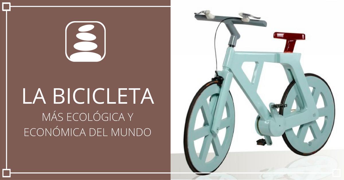 Bicicleta reciclable en ArmoníaF