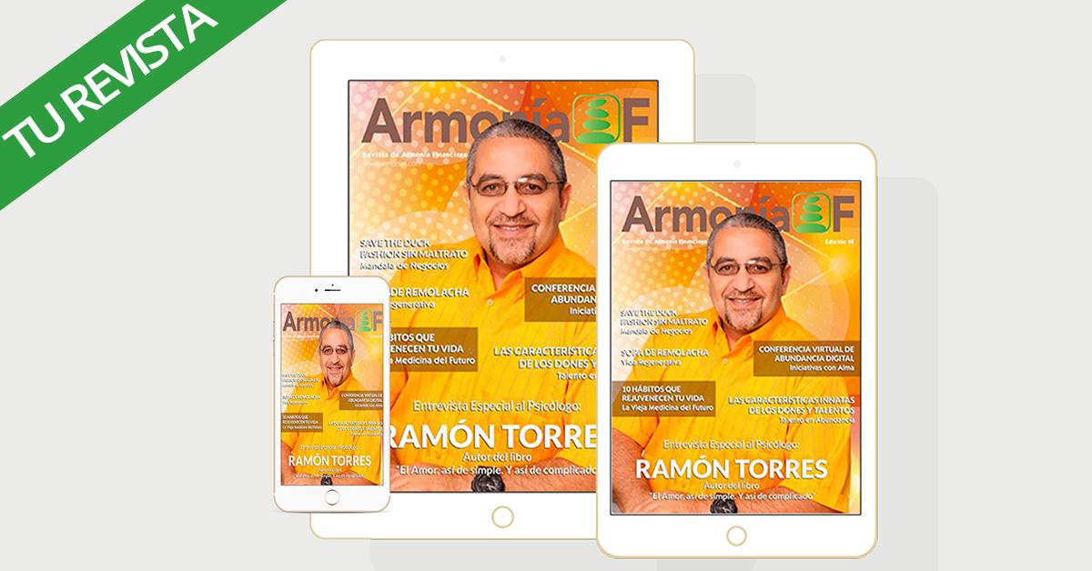 Ramón Torres Psicólogo en ArmoníaF