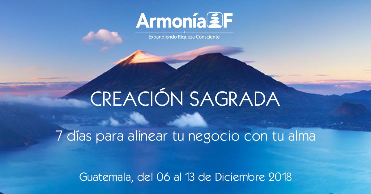 Retiro ArmoníaF Guatemala