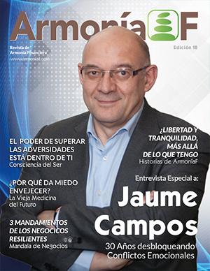Jaume Campos en ArmoníaF Revista
