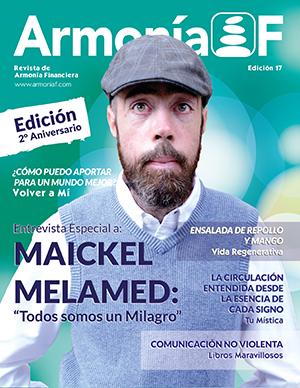 Maickel Melamed en ArmoníaF